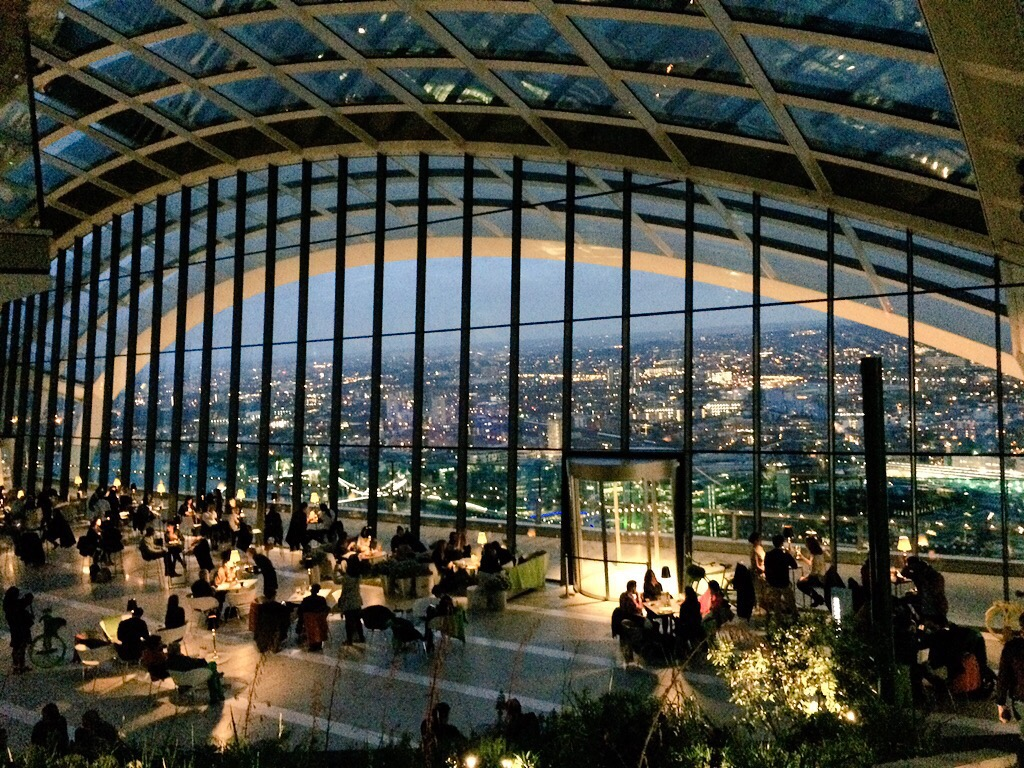 Business and leisure around London