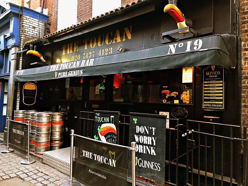 Popular Irish places